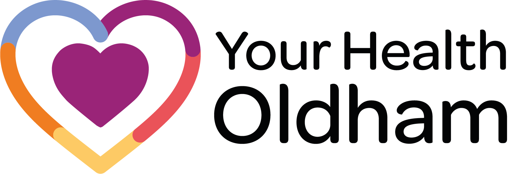 Your Health Oldham logo